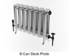 Radiator clipart Illustrations computer and clip on