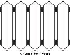 Radiator clipart Stock Illustration images Radiator elements