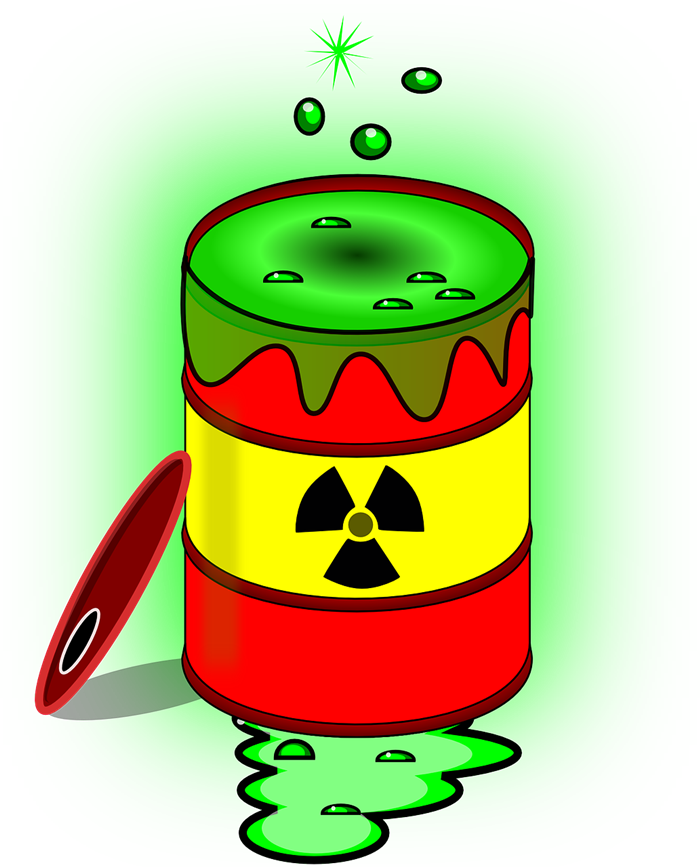Radioactive clipart Radioactive Clip Free  Waste