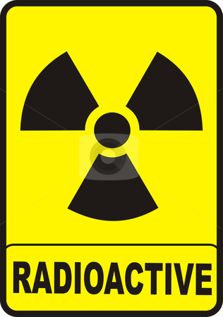 Radioactive clipart Stock Radioactive Radioactive vector