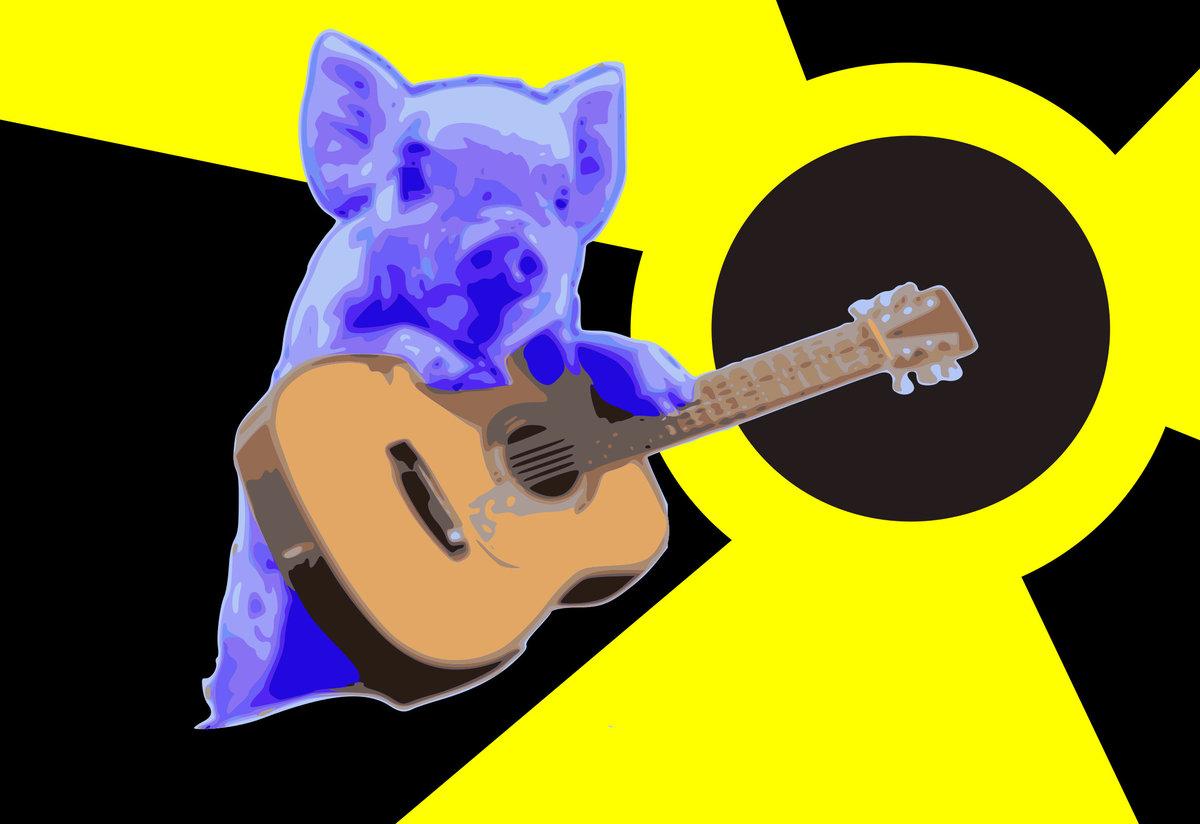 Radioactive clipart cool music Radioactive Bacon Music Radioactive image