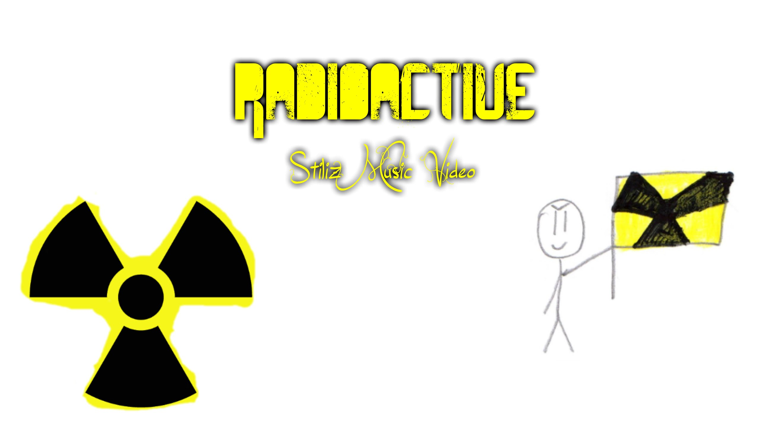 Radioactive clipart cool music Video) Radioactive music video) Radioactive