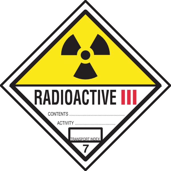 Radioactive clipart emblem As: this vector  clip