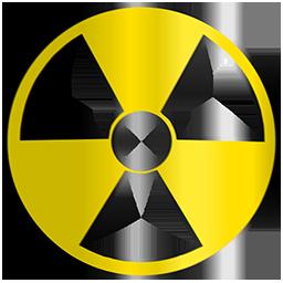 Radioactive clipart emblem Symbol Medical net 256x256 radioactive