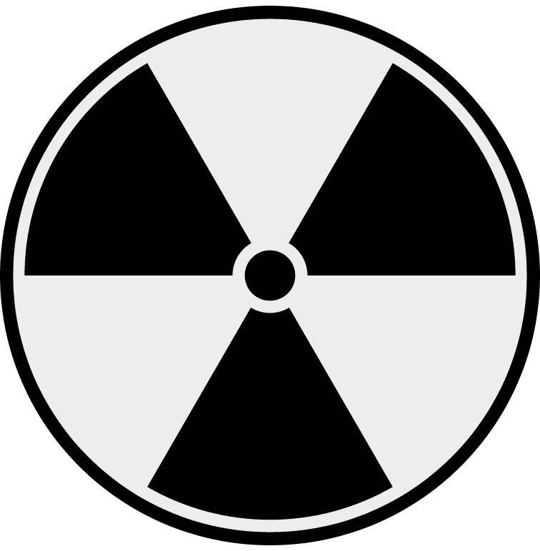 Radioactive clipart emblem /page_frames/full_page_signs/radioactive_symbol_page symbol  radioactive page
