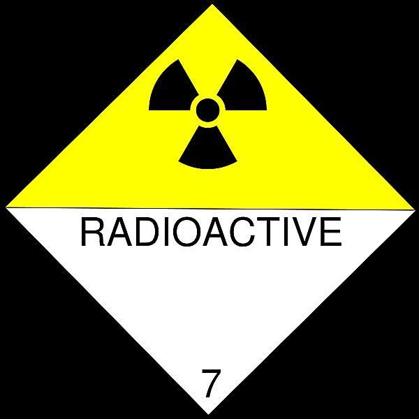 Radioactive clipart hazard sign Science hazard Safety a Signs
