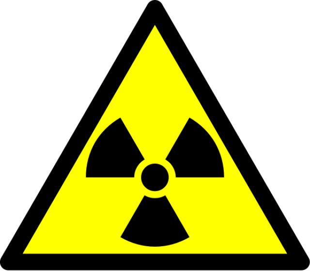 Radioactive clipart hazard sign 25+ Best symbol Pinterest Hazard