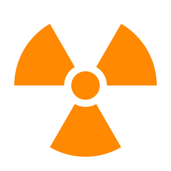 Radioactive clipart iodine Of others? What  is