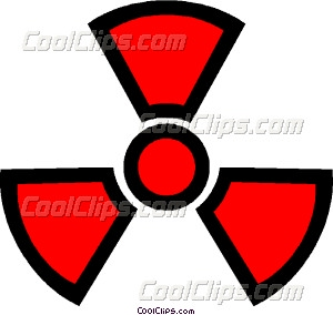 Toxic clipart nuclear energy Vector art Symbol energy of