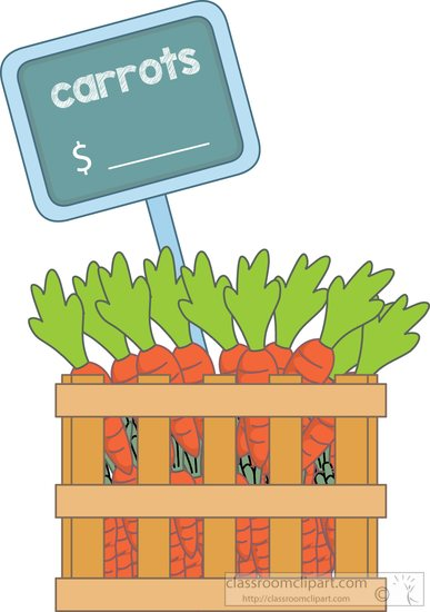 Carrot clipart basket Size: Results for Search crate