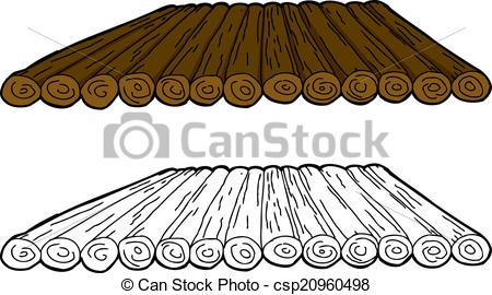 Raft clipart EPS Vectors  cartoon Cartoon