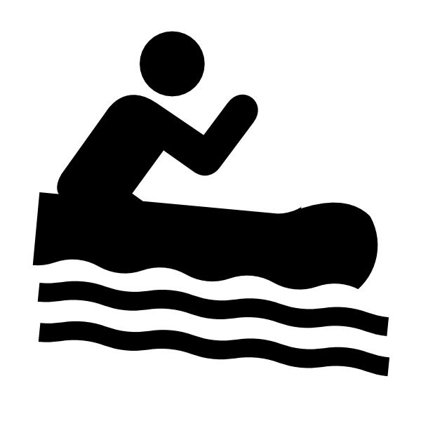 Rafting clipart white water rafting As: royalty online clip Clker