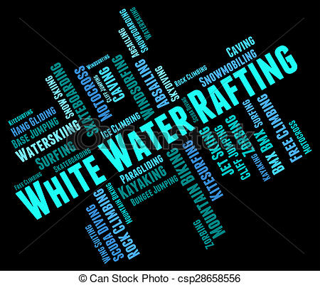 Rafting clipart white water rafting Rafting Clipart and rafting Adventure