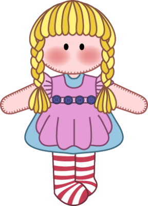 Ragdoll clipart Rag Dolls Doll Zone Cliparts