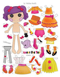 Doll clipart loopsy Miss Pinterest on Dolls: Paper