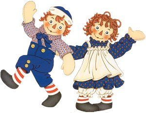 Doll clipart raggedy ann and andy & ANN ANDY & Pinterest