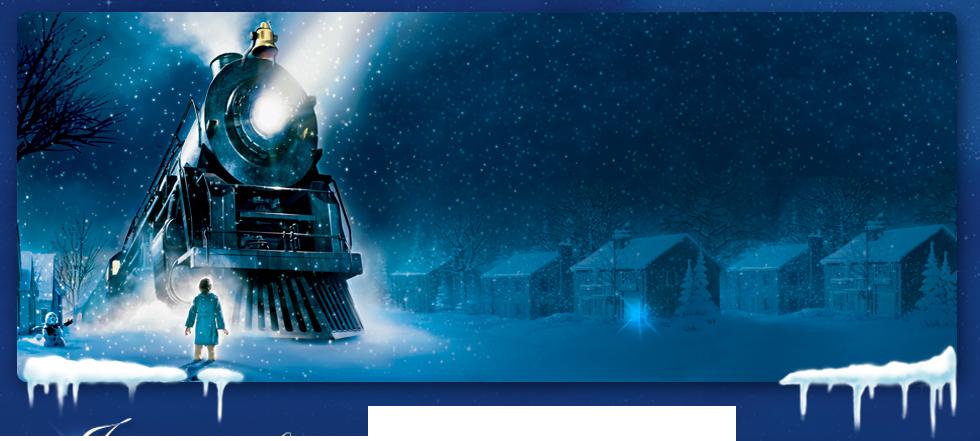 Drawn reindeer polar express Train Train Polar Download Clip