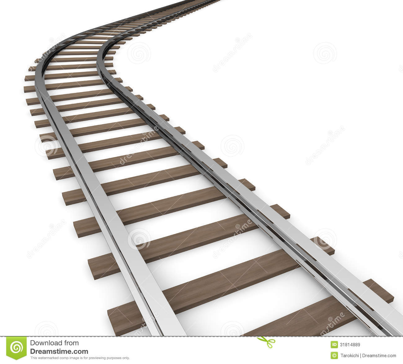 Railways clipart Image Top Rail Free 78