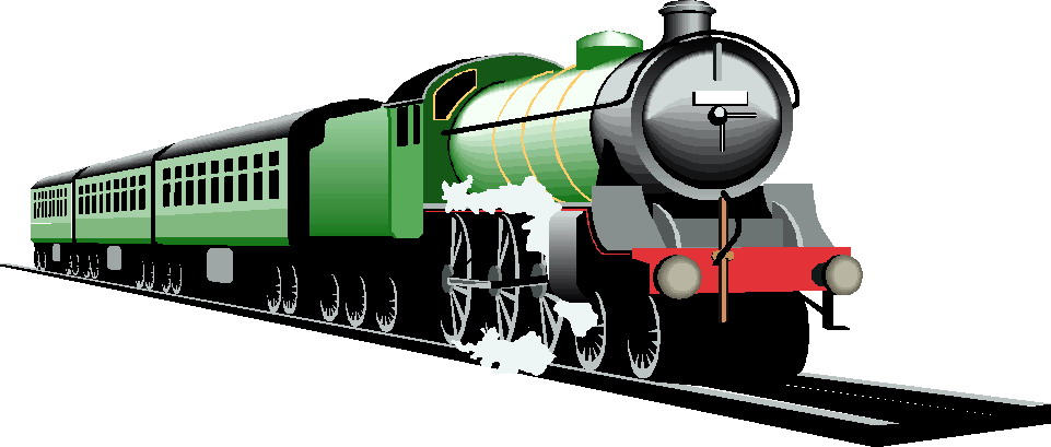 Railways clipart Art Rail & com Rail