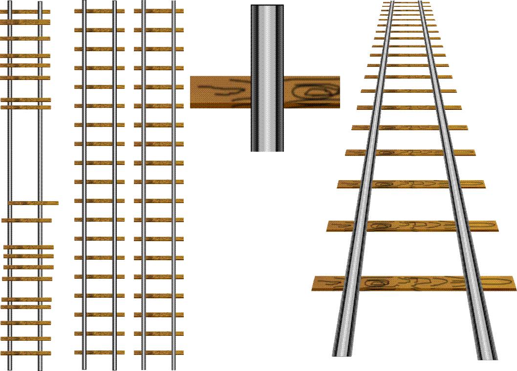Railways clipart animated train  line CorelDRAW RAILWAY X3