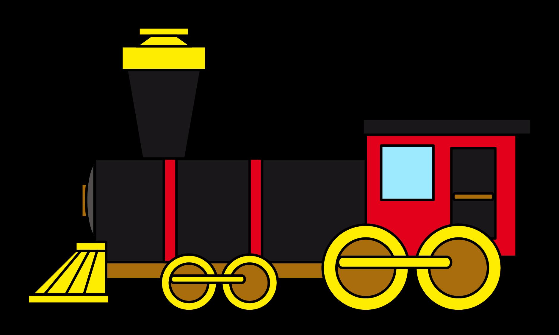 Railways clipart animated train Free Background Cliparts Art Train