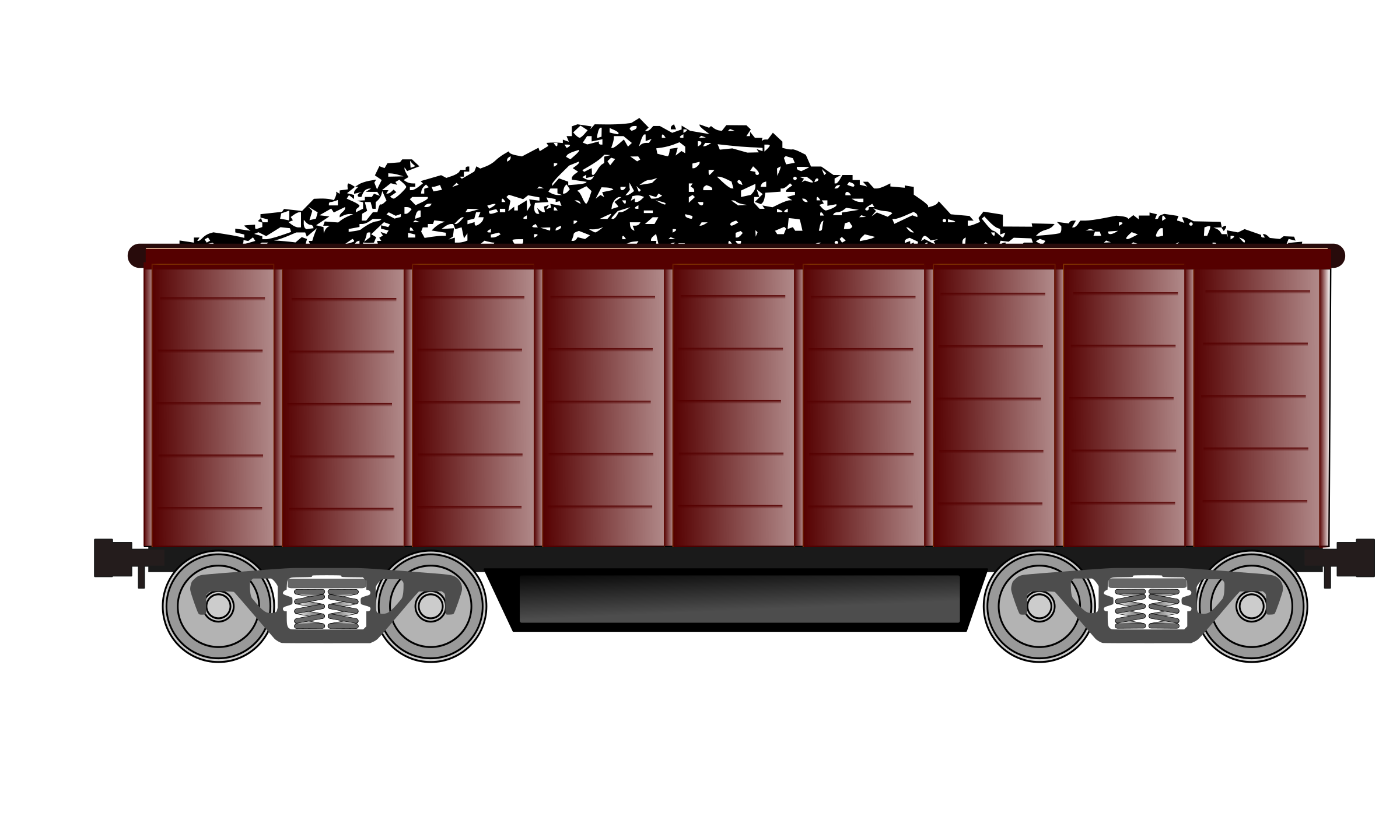 Caol clipart coal cart Clipart wagon Coal Coal wagon