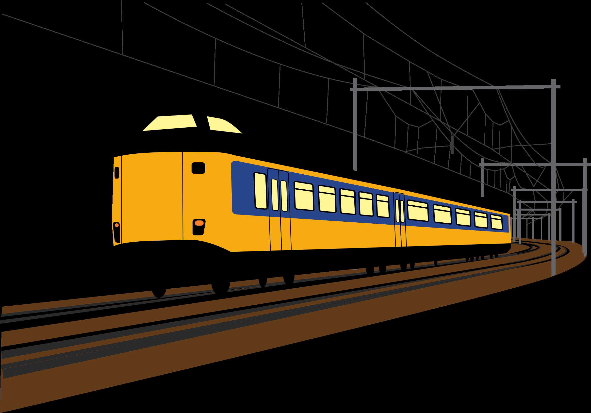Railways clipart commuter Dutch Clipart BIG (PNG) IMAGE