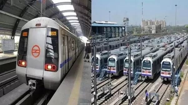 Subway clipart delhi metro Ranked What facts lesser In