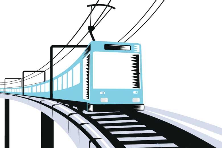 Railways clipart indian railway #7