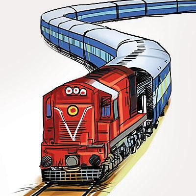 Railways clipart indian railway #8