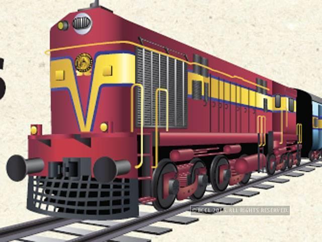 Railways clipart indian railway #9