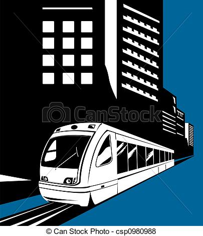 Railways clipart lrt #9