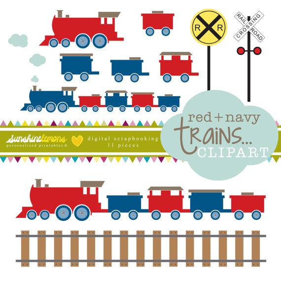 Railways clipart railroad crossing #10
