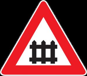 Railways clipart railroad crossing #7