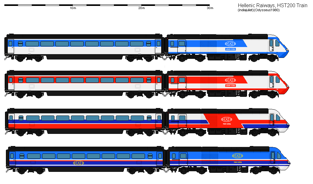 Railways clipart side view #14