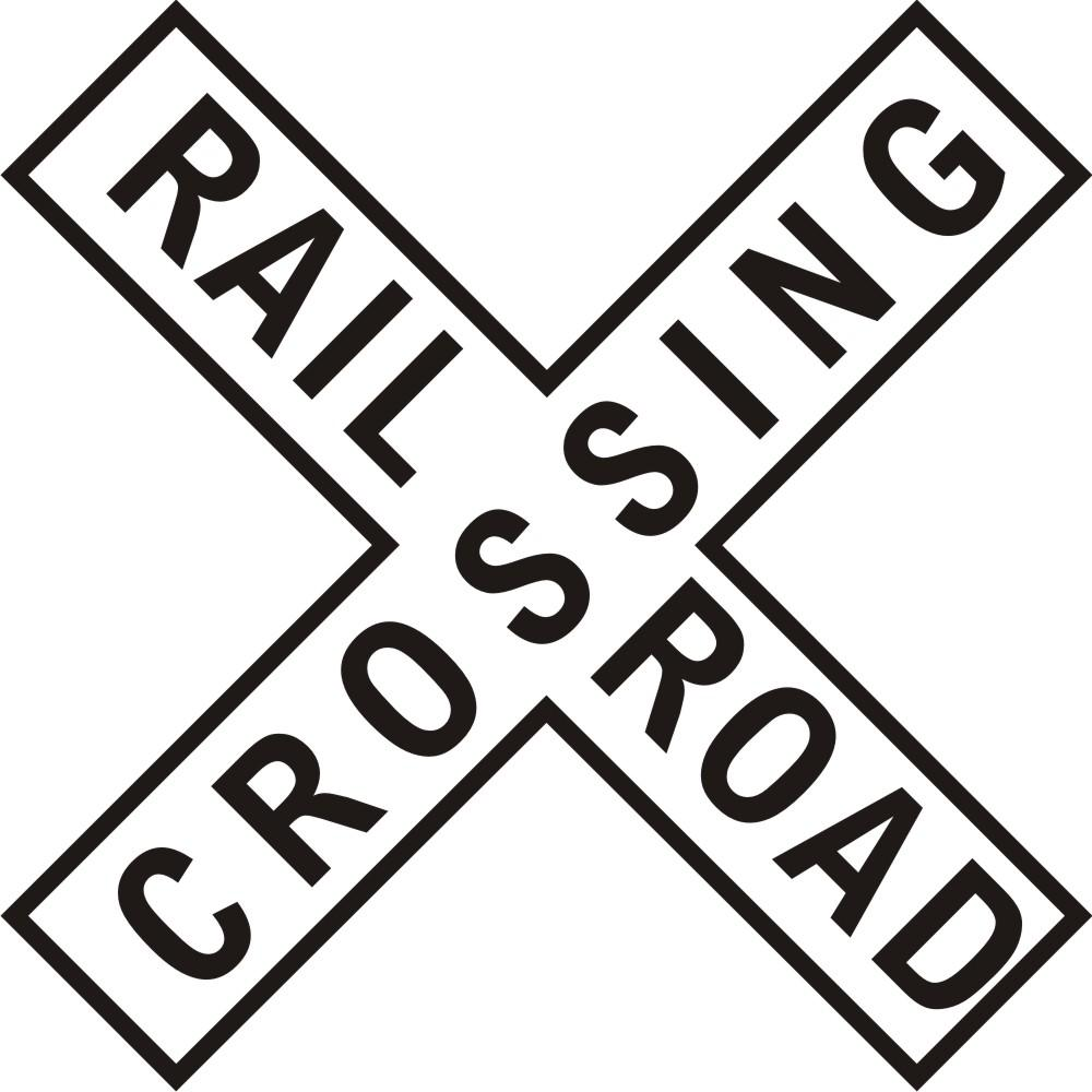 Railways clipart train road #13