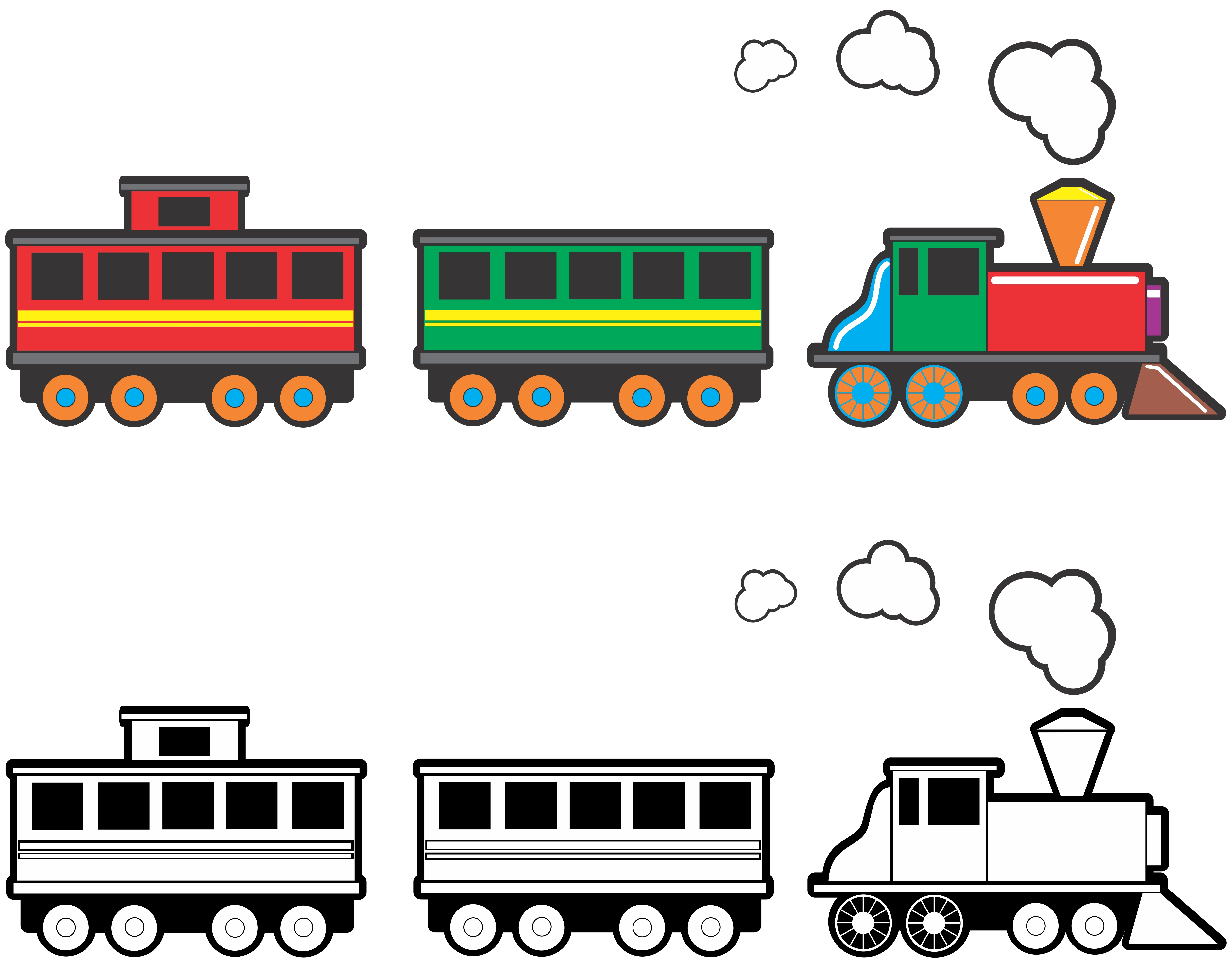 Train Station clipart animated Art Download Railway Clipart Clipart