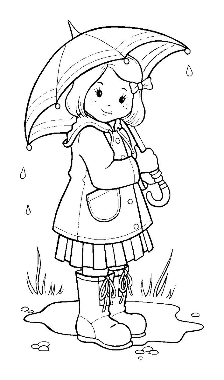 Drawn raindrops coloring page These pictures its Coloring and