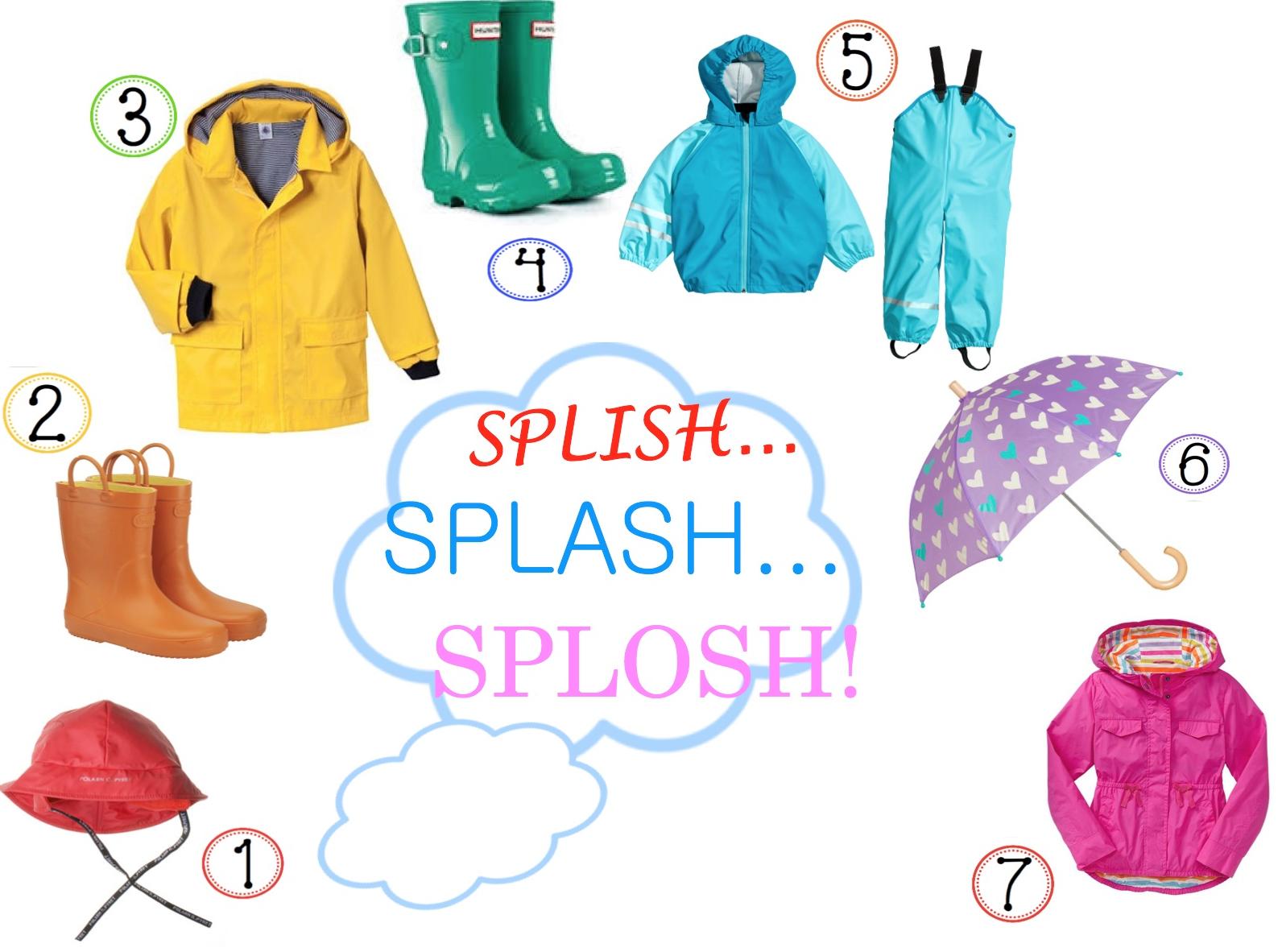 Season clipart wet weather #5