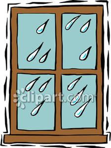 Window clipart outside window Window Download Rainy Clipart Rainy
