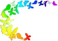 Rainbow Butterfly clipart Butterfly clipart rainbow Rainbow Butterfly
