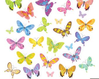 Rainbow Butterfly clipart Butterfly 50% Clipart OFF Rainbow