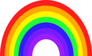 Rainbow clipart Clipart Clip Panda Images Clip