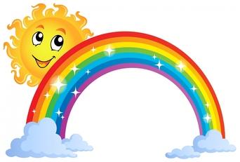 Rainbow clipart Rainbow images clip images clip
