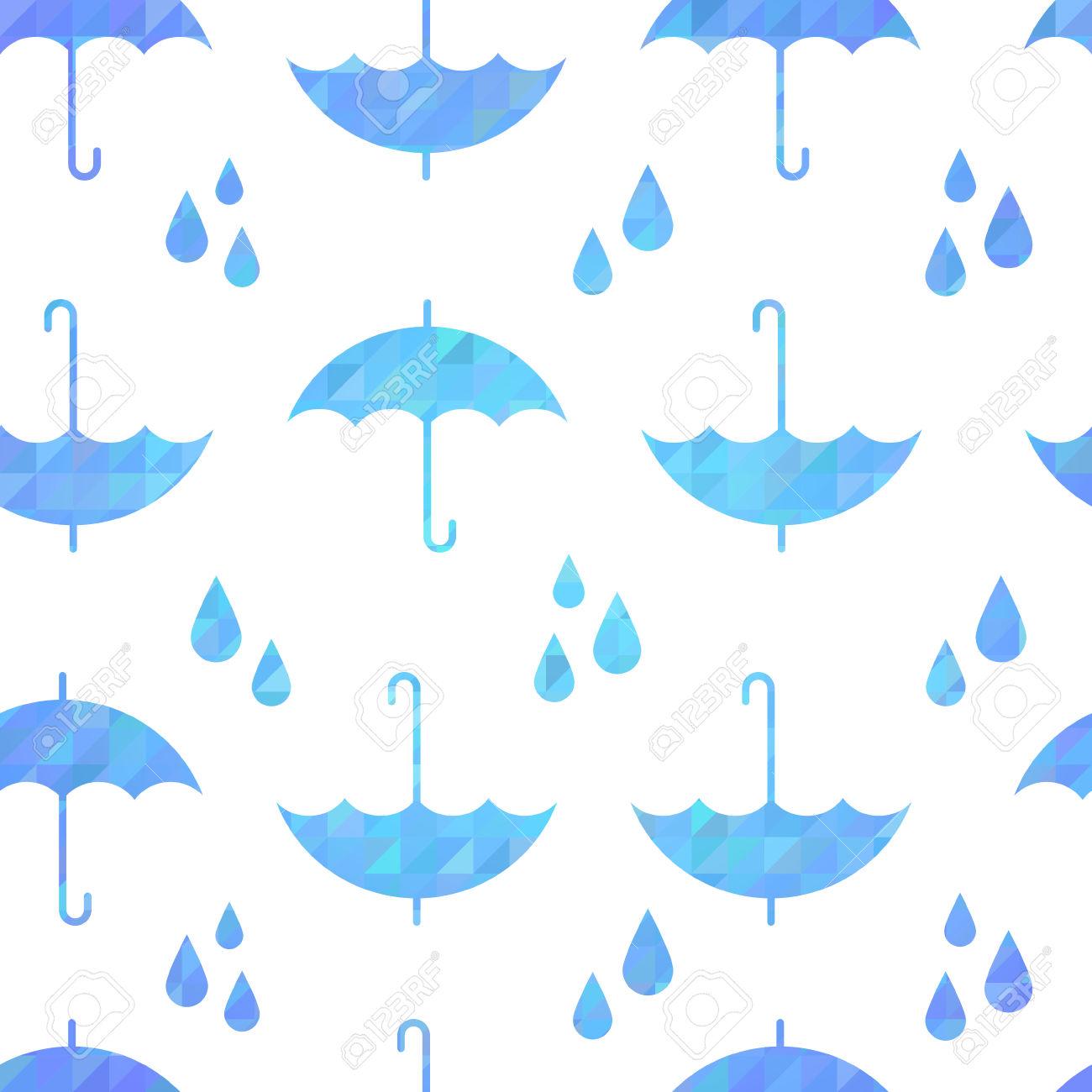 Raindrops clipart cute Autumn Clipart Cute With raindrop
