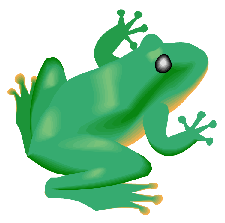 Tree Frog clipart rainforest monkey #3