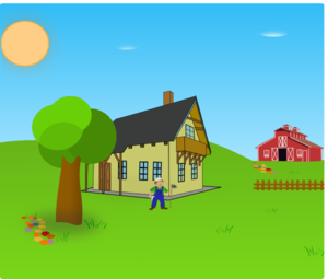Rural clipart agriculture farming Ranch cps Farming Www 7Hnlce