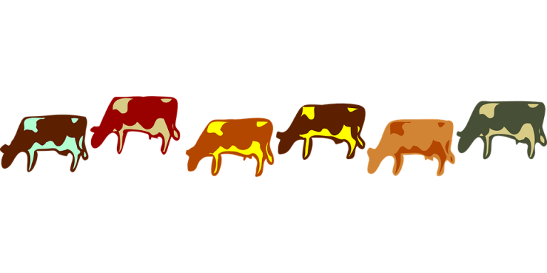 Ranch clipart agriculture field Farm cows cattle farming agriculture