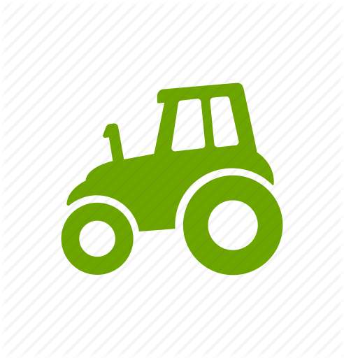 Ranch clipart agriculture field Ranch farm tractor ranch field