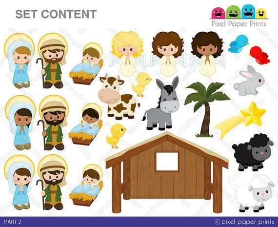 Ranch clipart classroom scene Ideas Nativity Nativity Best clipart